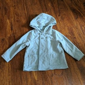 Old Navy Baby Girl's Hooded Cardigan
